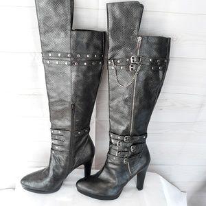 "Carlos Santana ""Eccentric""  boots Size 9M"